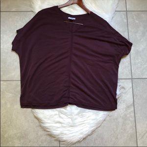 {BarIII} V-neck top. Size XL
